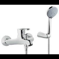 Смеситель для ванны Invena Avila Exe BW-02-001