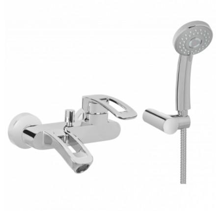Смеситель для ванны Invena Uniqua Exe BW-77-001
