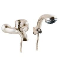 Смеситель для ванны Invena Nea Inox BW-83-023