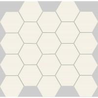 Мозаика Tubadzin All in White white 248x306x10 (шт)