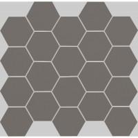 Мозаика Tubadzin All in White gerey 248x306x10 (шт)