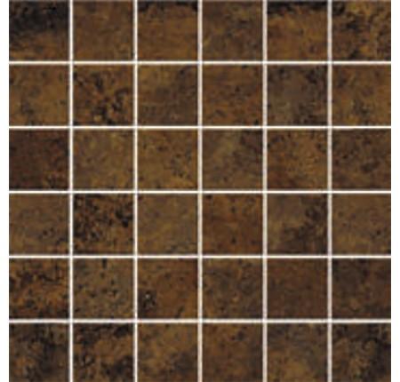 Декор Cersanit Lukas Brown Mosaic 29,8x29,8 (шт)