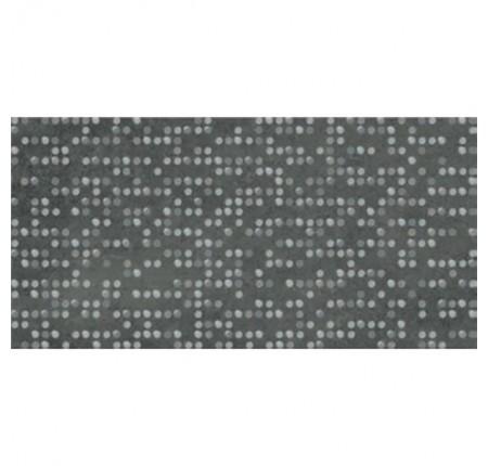 Декор Cersanit Normandie Graphite Inserto Dots 29,7x59,8 (шт)