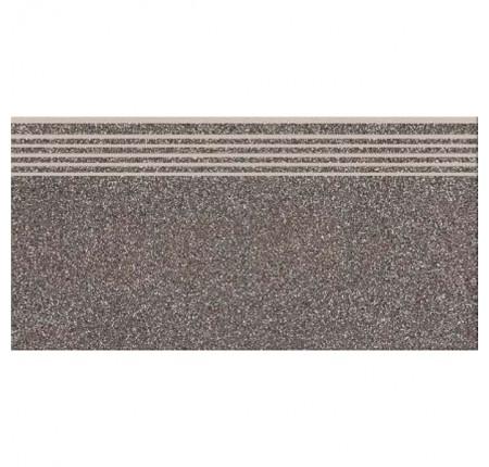 Ступень Cersanit Milton Dark Grey Stepteard 29,8x59,8 (шт)