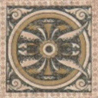 Декор напольный Керамин Палермо 9,8x9,8 (шт)