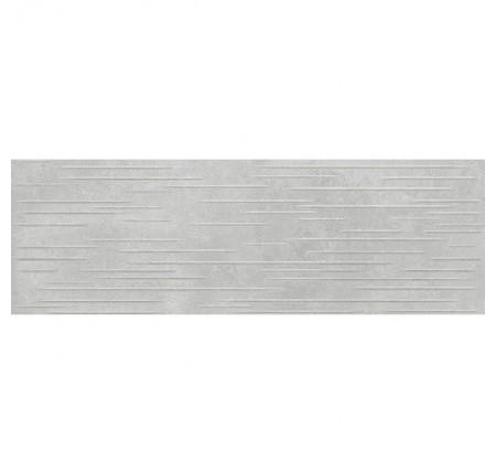 Плитка настенная Opoczno MP706 Light Grey Structure 24x74 (м.кв)
