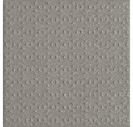 Плитка напольная Paradyz Bazo Grys Gres Sol-Pieprz Struktura 19,8x19,8 (м.кв)