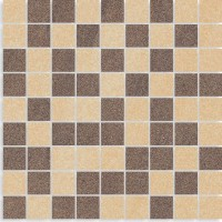 Мозаика Paradyz Arkesia Brown/Mocca Mozaika Cieta Mix Poler 29,8x29,8 (шт)