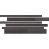 Декор Paradyz Doblo Nero Listwa Mix Paski 20x52 (шт)