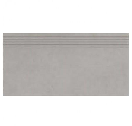 Ступень Paradyz Intero Silver Stopnica Prosta Nacinana Mat. 29,8x59,8 (шт)