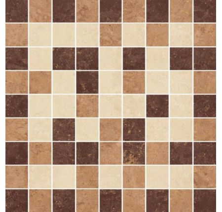 Мозаика Paradyz Mistral Beige Mozaika Cieta Mix Mat. 30x30 (шт)