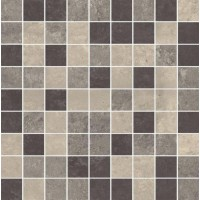 Мозаика Paradyz Mistral Grys Mozaika Cieta Mix Poler 30x30 (шт)
