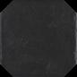 Плитка настенная Paradyz Modern Nero Gres Szkl. Struktura Octagon 19,8x19,8 (м.кв)