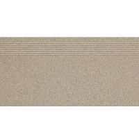 Ступень Paradyz Sand Mocca Stopnica Prosta Mat. 29,8x59,8 (м.кв)
