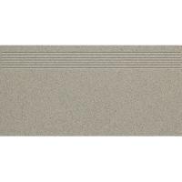 Ступень Paradyz Solid Silver Stopnica Prosta Mat. 29,8x59,8 (м.кв)