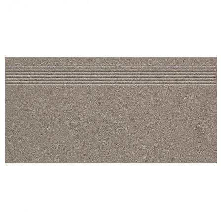 Ступень Paradyz Solid Brown Stopnica Prosta Mat. 29,8x59,8 (м.кв)