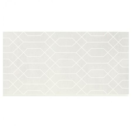 Плитка настенная Paradyz Taiga Silver Sciana Rekt. Dekor 29,5x59,5 (м.кв)