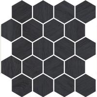 Мозаика Paradyz Taiga Grafit Wood Mozaika Cieta 25,8x28 (шт)
