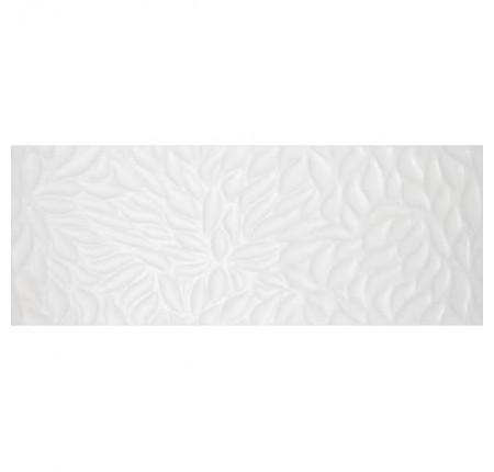 Плитка настенная InterCerama Florentine белая 061-P 23х60 (м.кв)