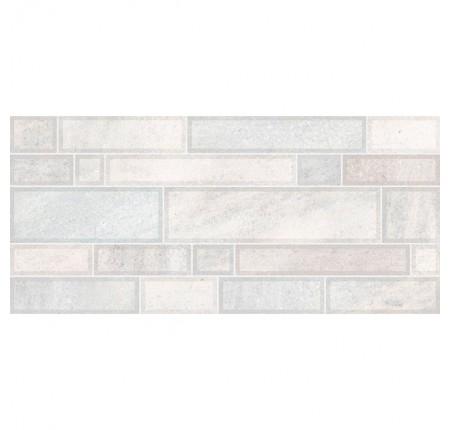 Плитка настенная InterCerama Metro светло-серая 071 23х50 (м.кв)