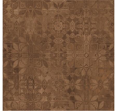 Плитка напольная InterCerama Apollo темно-коричневая 032 43х43 (м.кв)