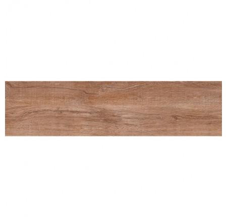 Плитка напольная InterCerama Larice темно-коричневая 032 15х60 (м.кв)