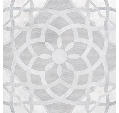 Плитка напольная InterCerama Veneto 071-3 светло-серая 43х43 (м.кв)