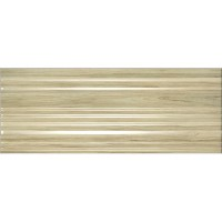 Плитка настенная InterCerama Arce светло-бежевая 021/P 23х60 (м.кв)