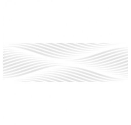 Плитка настенная InterCerama Black White 061/Р 25х80 (м.кв)