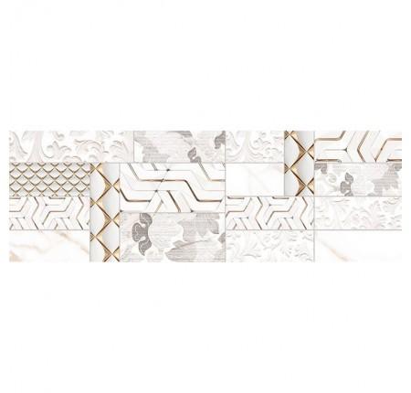 Плитка настенная InterCerama Calacatta Duo 071-1 30х90 (м.кв)