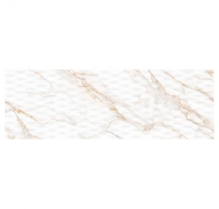 Плитка настенная InterCerama Calacatta Duo 071-1/Р 30х90 (м.кв)