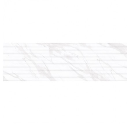 Плитка настенная InterCerama Calacatta 071-1/Р 30х90 (м.кв)