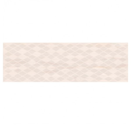 Плитка настенная InterCerama California бежевый 021/Р 25х80 (м.кв)