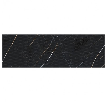 Плитка настенная InterCerama Dark Marble 082/Р 30х90 (м.кв)