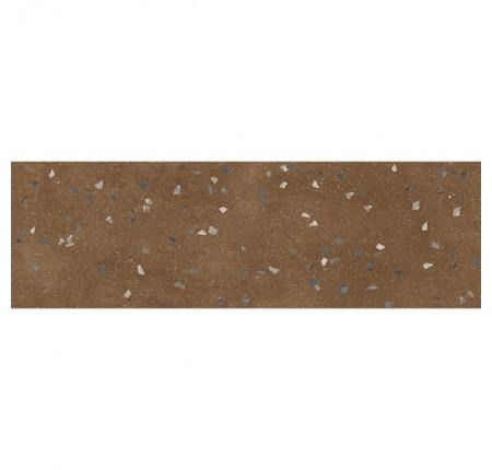 Плитка настенная InterCerama Galaxy темно-коричневый 032 25х80 (м.кв)