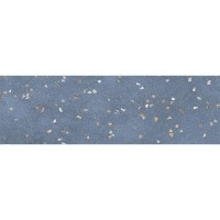 Плитка настенная InterCerama Galaxy синий 052 25х80 (м.кв)