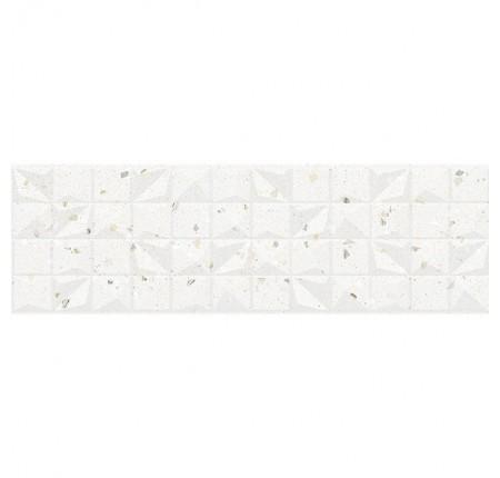 Плитка настенная InterCerama Galaxy светло-серый 071/Р 25х80 (м.кв)