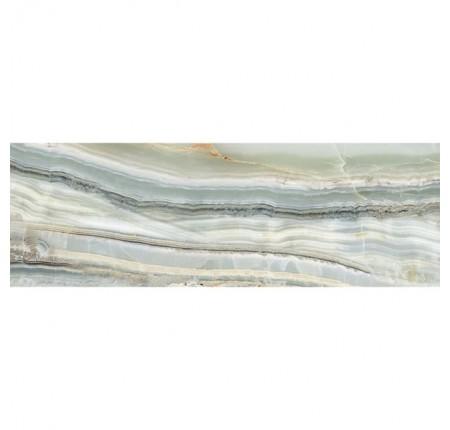 Плитка настенная InterCerama Niagara зеленый 012 30х90 (м.кв)
