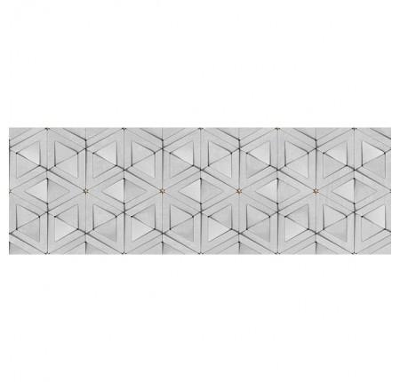 Плитка настенная InterCerama Opus 071-1 30х90 (м.кв)
