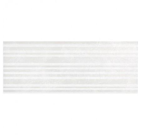 Плитка настенная InterCerama Palmira cветло-серый 071/P 23х60 (м.кв)