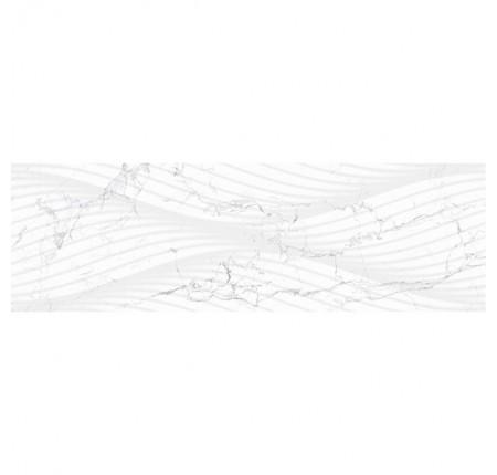 Плитка настенная InterCerama Riva Светло-серый 071/Р 25х80 (м.кв)
