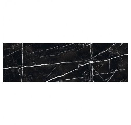 Плитка настенная InterCerama Riva чёрный 082 25х80 (м.кв)