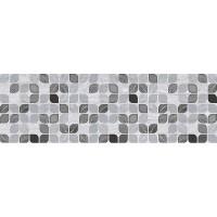 Декор настенный InterCerama Rome серый 071 25х80 (шт)