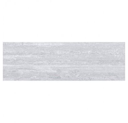 Плитка настенная InterCerama Rome светло-серый 071 25х80 (м.кв)