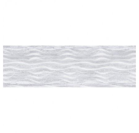 Плитка настенная InterCerama Rome светло-серый 071/Р 25х80 (м.кв)