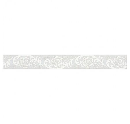 Бордюр вертикальный InterCerama Savoi серый 071 7х60 (шт)