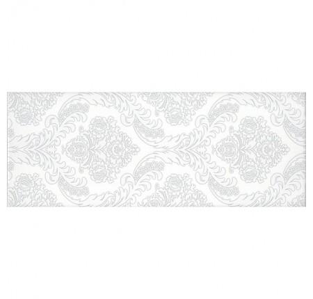 Плитка настенная InterCerama Savoi белый 061-1 рисунок 23х60 (м.кв)