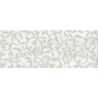 Декор настенный InterCerama Toscana светло-серый 071 23х60 (шт)