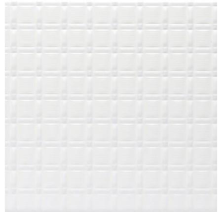 Плитка напольная InterCerama Unico белая 061 43х43 (м.кв)