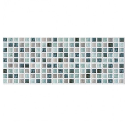 Декор настенный InterCerama Unico белый 061 23х60 (шт)